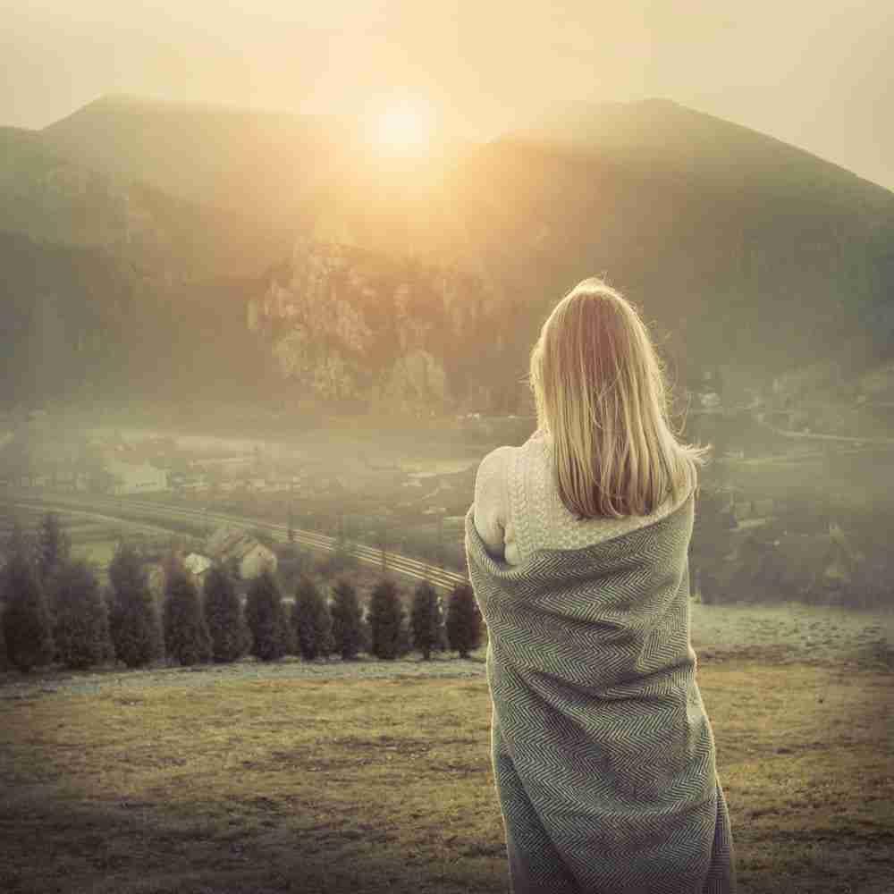essential oils | mountain sunset | holistic health center | peoria | illinois
