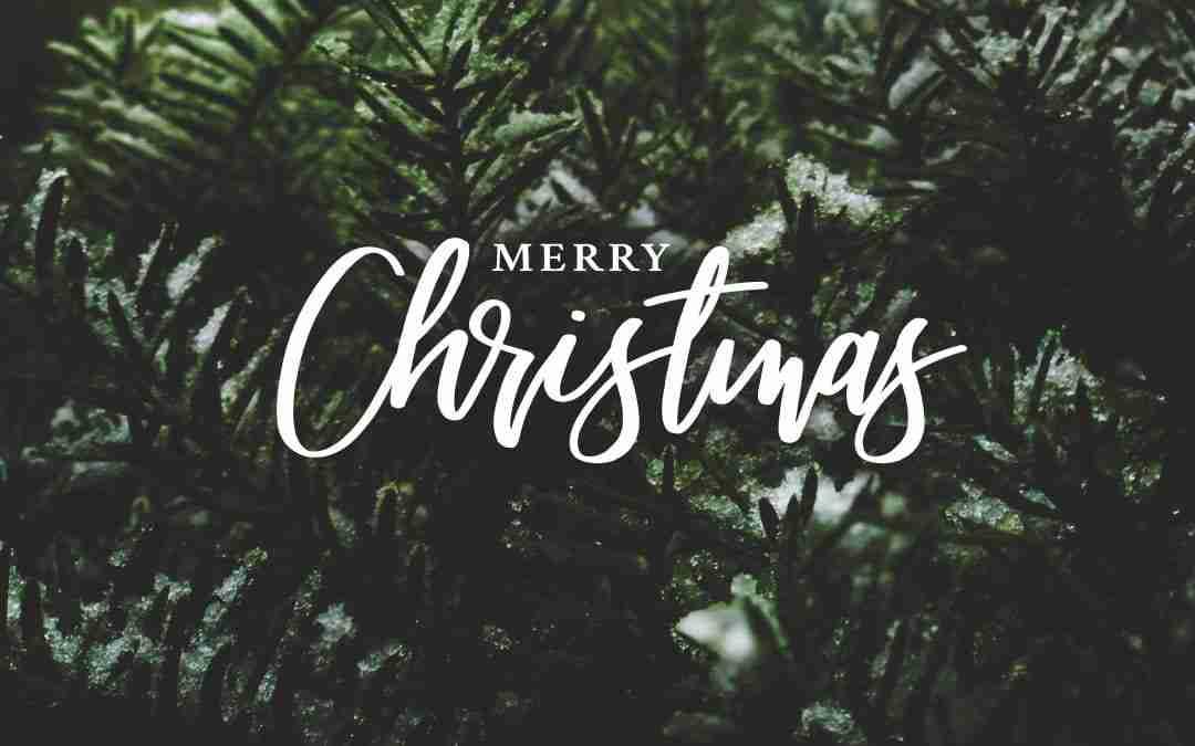 Merry Christmas | Holistic Health Center of Peoria