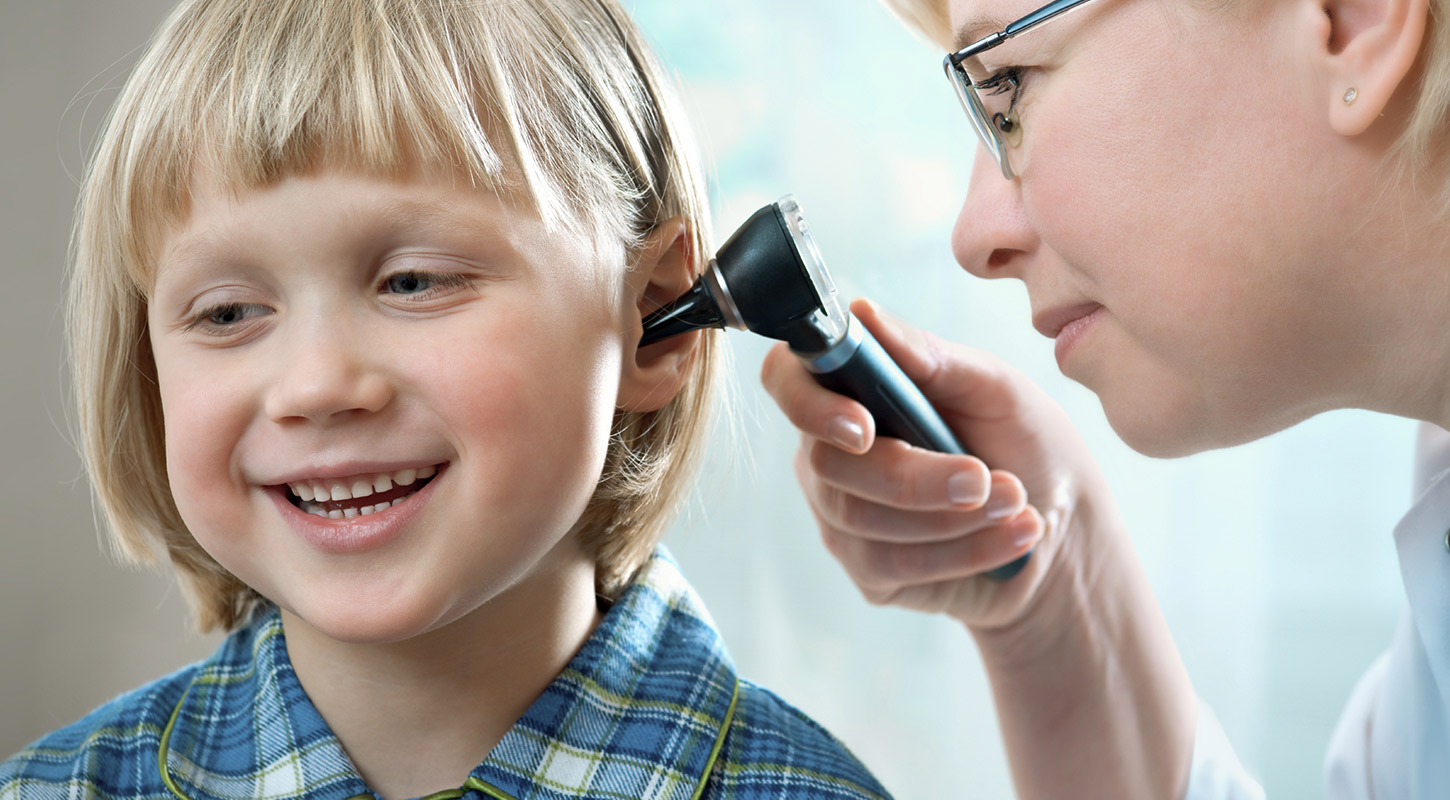 ear infection study | chiropractic care | holistic health center of peoria